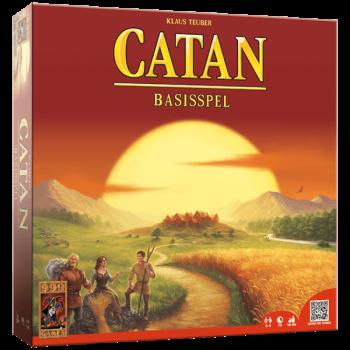 Kolonisten van Catan Basispel koop je op www.spellenpaleis.nl