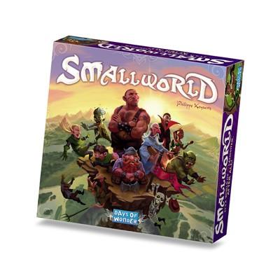 Small World bordspel vindt je op spellenpaleis.nl