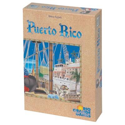 Puerto Rico Bordspel koop je op spellenpaleis.nl