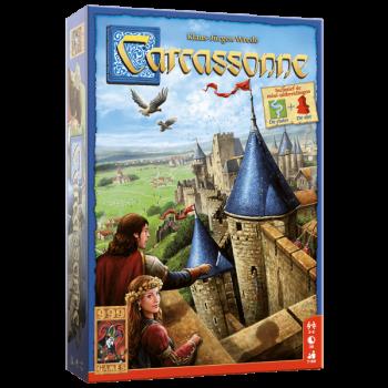 Carcassonne koop je bij Spellenpaleis.nl