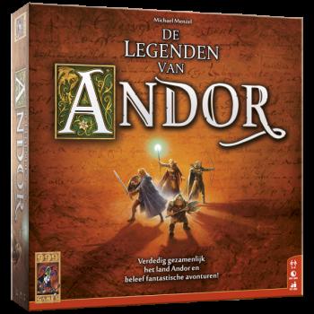 De Legenden van Andor kopen? www.spellenpaleis.nl