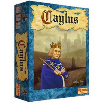 Caylus het bordspel kopen? www.spellenpaleis.nl