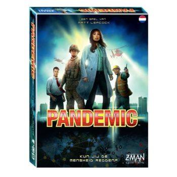 Pandemic het bordspel vindt je op spellenpaleis.nl