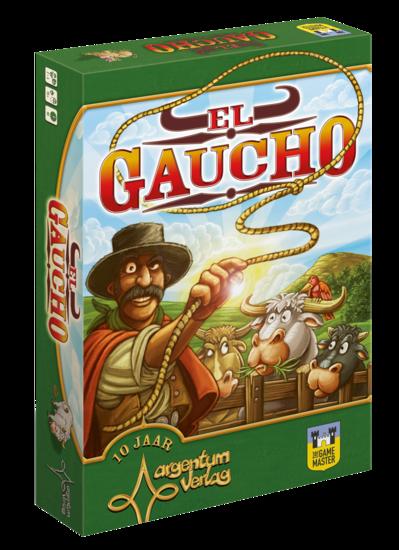 El Gaucho, Bordspel