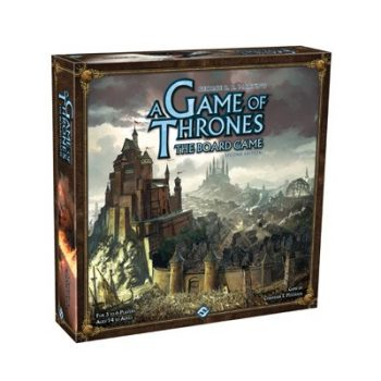 Game of thrones bordspel