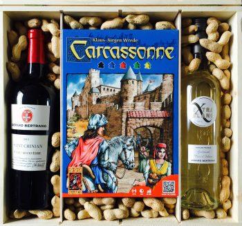 Carcassonne, Gerard Bertrand, Saint Chinian