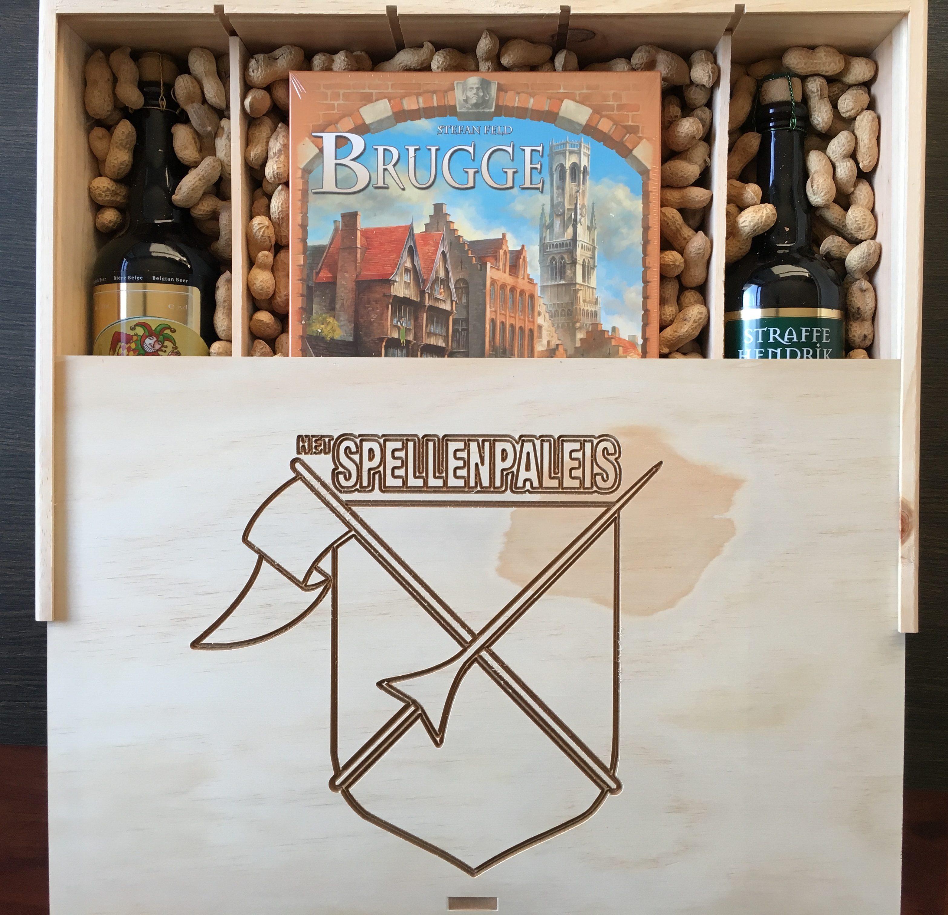 Bordspel Brugge Giftbox