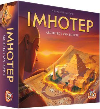Imhotep Bordspel, spel van het jaar
