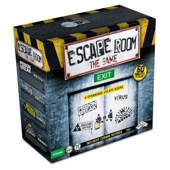 Escape Room the Game koop je op www.spellenpaleis.nl