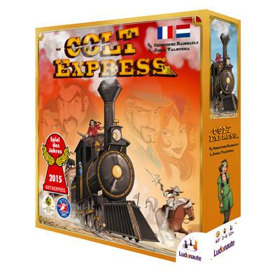 Colt Express vindt je bij www.spellenpaleis.nl