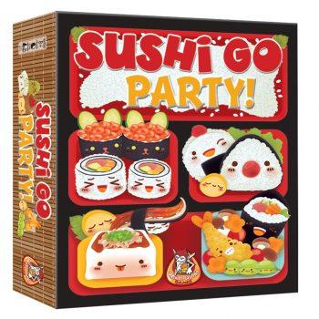 Sushi Go Party koop je bij spellenpaleis.nl