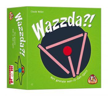 Wazzda Partygame koop je natuurlijk op www.spellenpaleis.nl